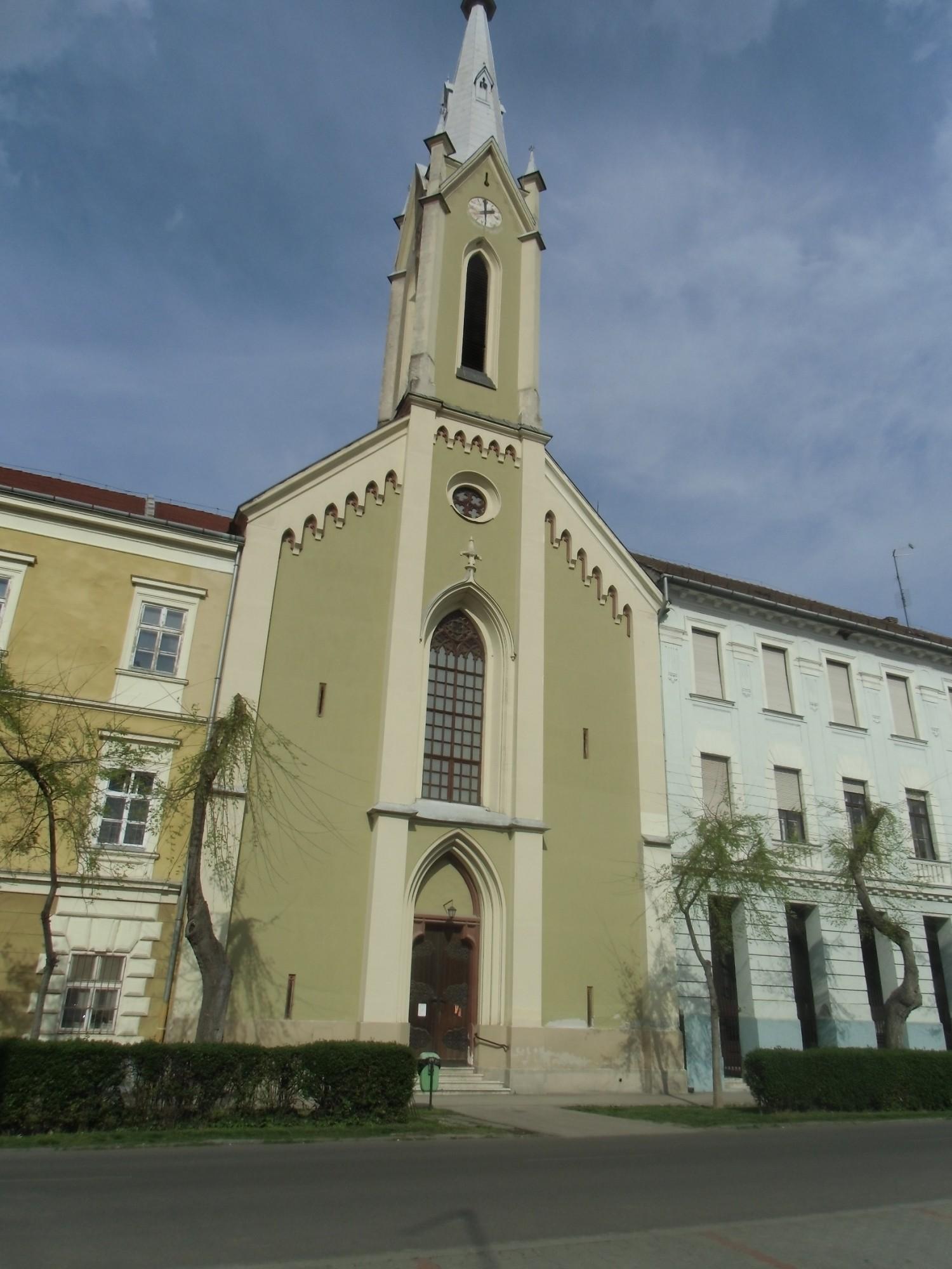 kalocsa-templom