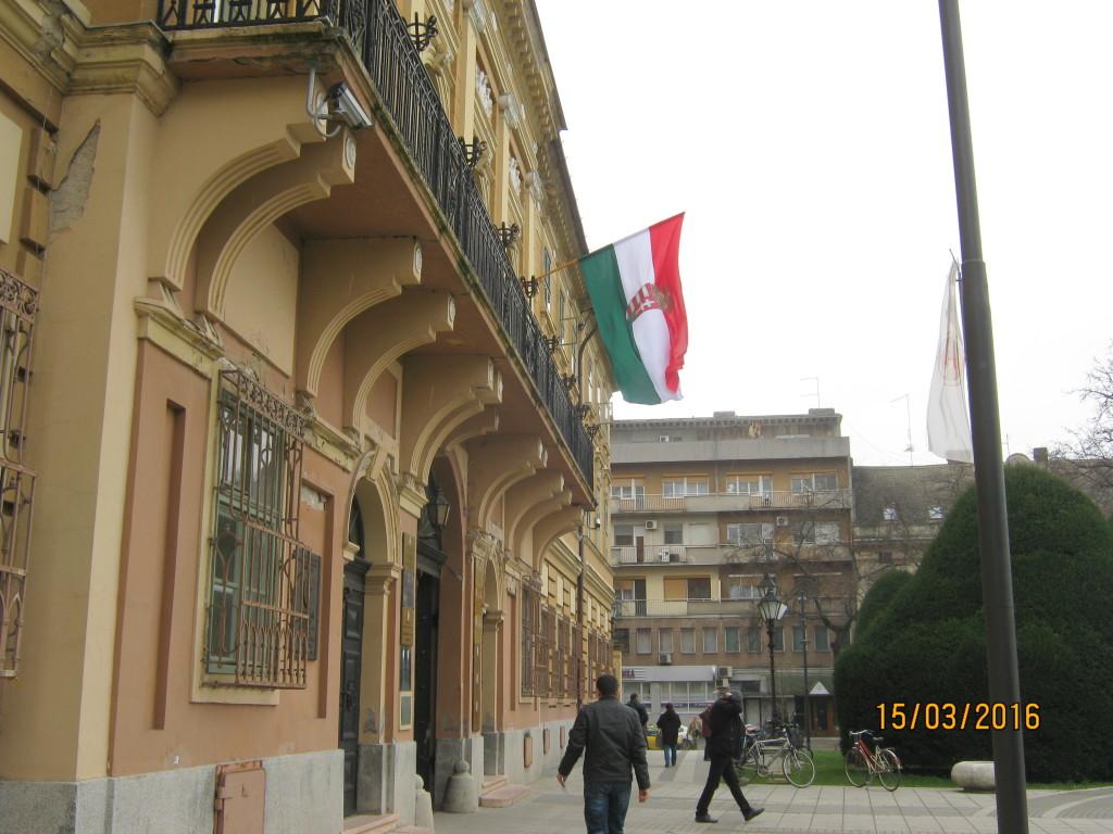 Zászló-Zombor