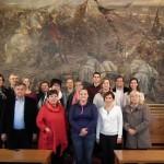 Pedagógusok látogatása-Kispest-Zombor