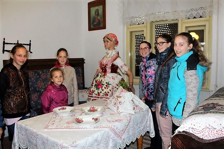 Doroszló-Nagy Kati néni tisztaszobája