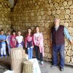 Papp Gábor udvarában-Doroszlói általános iskolások a mesterségek nyomában