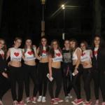 Doroszlói és zombori lányok sikere a Jump táncklubban