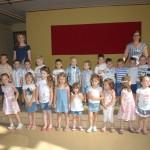 Évzáró műsor a Kuckó Gyermeksarok bezdáni csoportjában