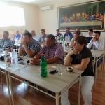 Szakmai látogatás-VMSZ-Nyugat-Bácska- Baranya megye