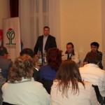 Lakossági fórum- Bácsgyulafalva