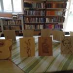 Pirografikák kiállítása- Nemesmilitics, Doroszló