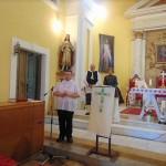 Vendégvárás a Doroszló- Szentkúton- A soproni Bencés Diákszövetség csoportjának látogatása