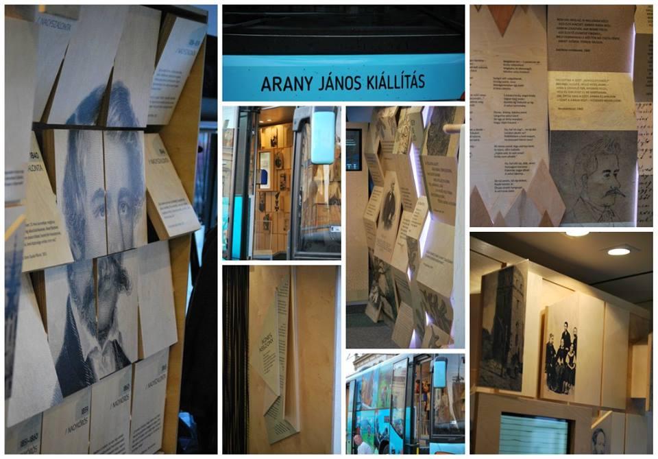 Arany János kiállítás