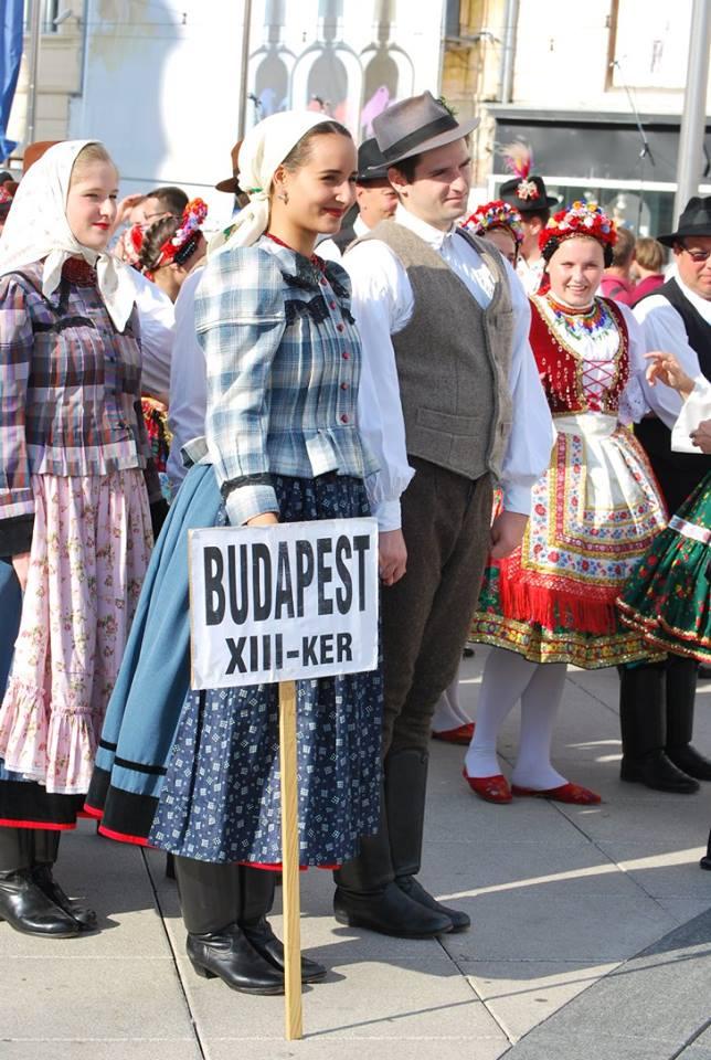 Budapesti részvevők