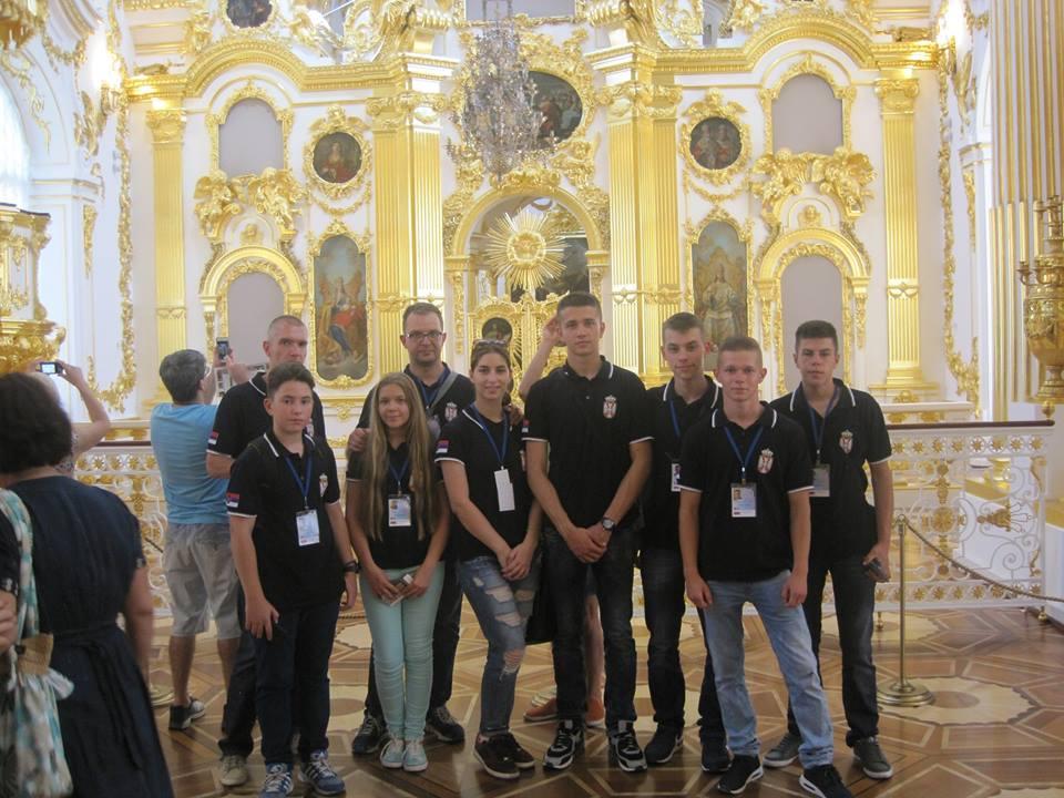Oroszország- Szentpétervár