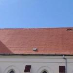 Felújítási munkálatok-SZILÁGYI-Szent István templom