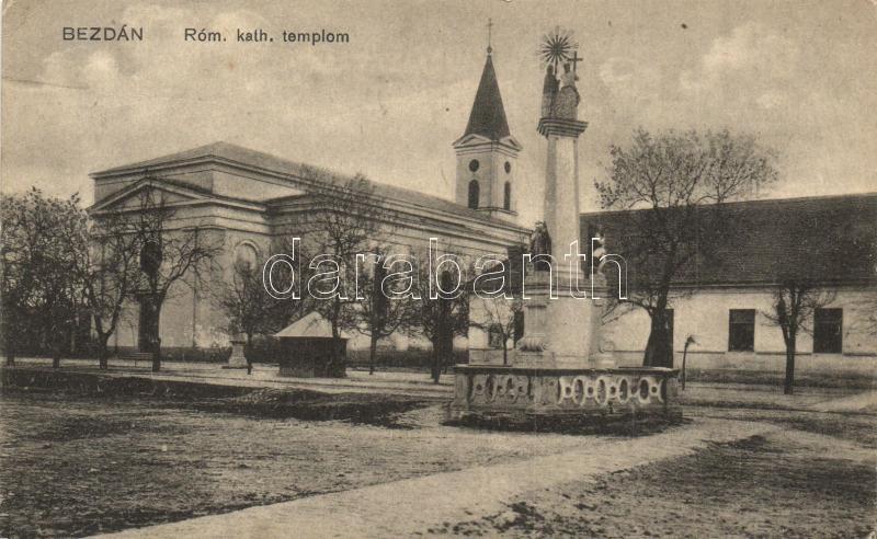 bezdan-templom