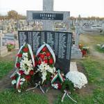 Emlékezés az isterbáci áldozatokra-Bezdán