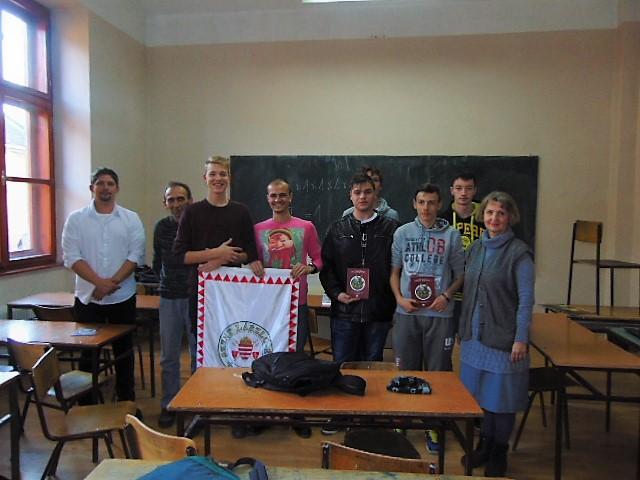 Zombor- Műszaki középiskola
