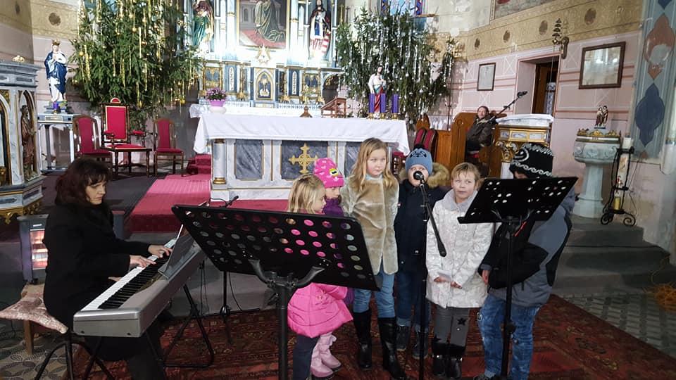 Szilágyi-koncert a Szent István templomban