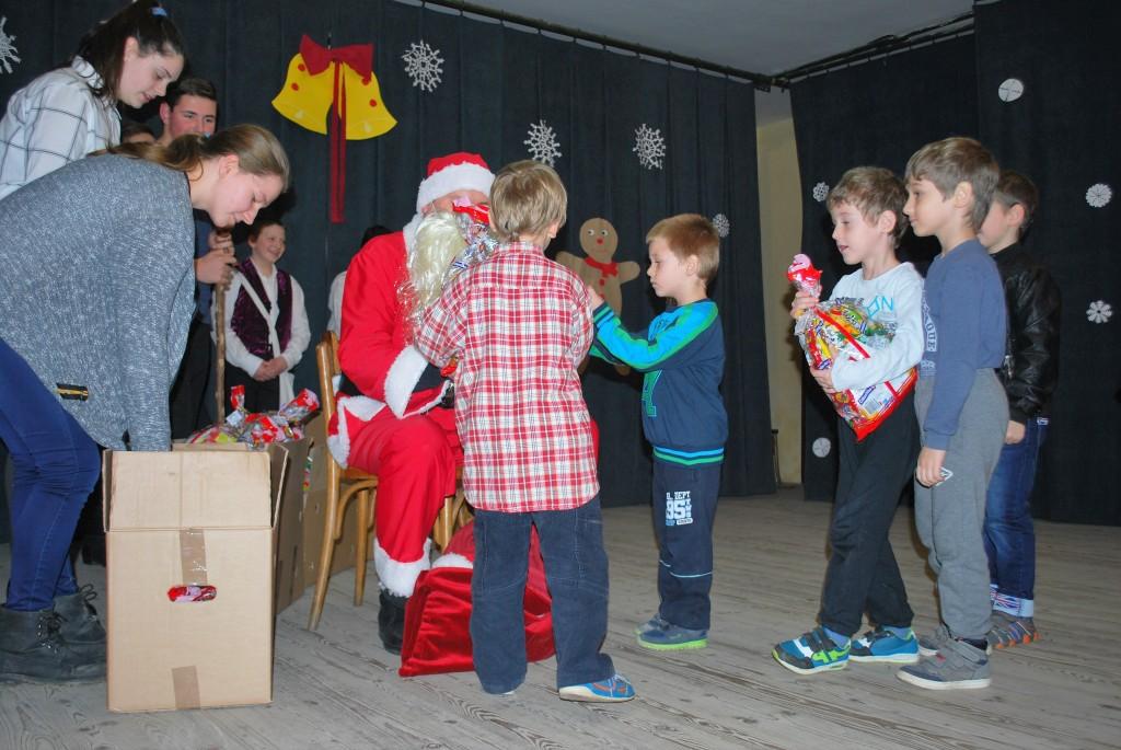Doroszló-Karácsonyi műsor
