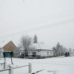 Téli képek- Doroszló, Kupuszina, Zombor