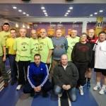 Barátságos mérkőzés-Teke-Doroszló-Topolya