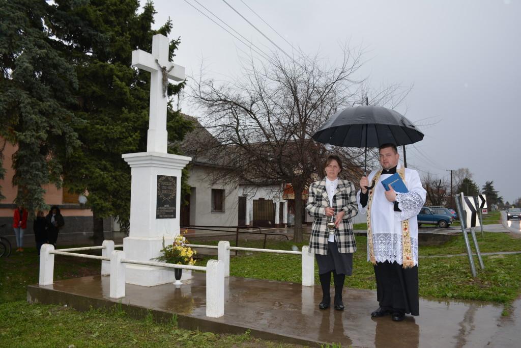 Komáromi József és Szitás Emma