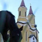 Lovas zarándoklat a Szentkúton