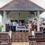 A REGŐCEI kápolna búcsúja