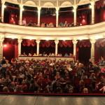 Ünnepi koncert az alsósoknak-Zombor
