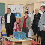 Nyilas Mihály a Nyugat- bácskai iskolákban