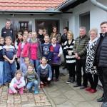 Adományok a dreai Lurkóház lakói számára- Egyházközségek- Gombos,Doroszló