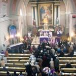 Egyházmegyei bűnbánati nap- Gombos