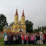 Adai és debreceni látogatók Nyugat-Bácskában