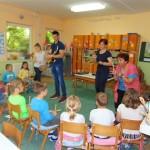 Zeneovis foglalkozás Doroszlón