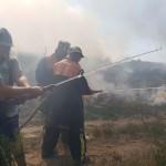 Eredményes tűzoltás-KUPUSZINA