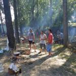 Vadpaprikás főzőverseny Kupuszinán
