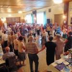 Dávod- Doroszló- nyugdíjas egyesületek találkozója