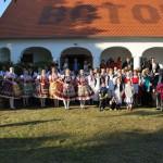 Haraszti Őszi Nap- a doroszlóiak vendégszereplése
