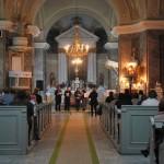 Búcsú- Szent Imre templom-Doroszló