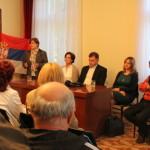 Szakorvosi előadás, lakossági fórum- Bácsgyulafalva, Csonoplya