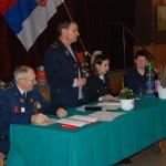 Tűzoltó közgyűlés és bál-Doroszló