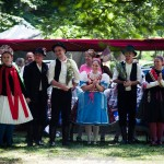 Kupuszinaiak a IV. Palóc Világtalálkozón