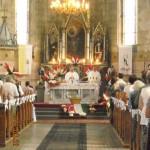 Szilágyi búcsú-110 éves a Szent István templom