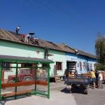 Tetőjavítás a kupuszinai ÖTT épületén