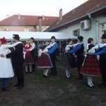 Kupuszinai hagyományőrzők Kopácson